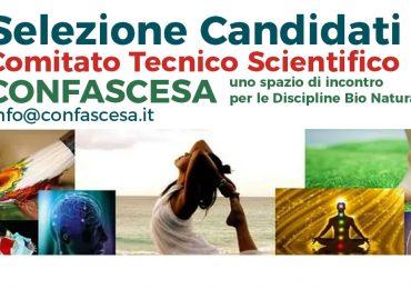 Selezione Candidati Comitato Tecnico Scientifico CONFASCESA